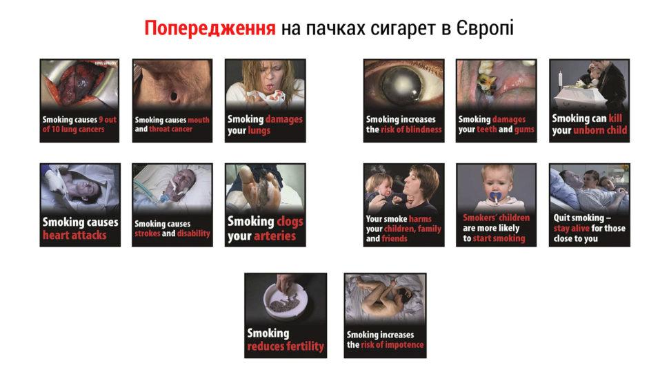 Днем, когда появились картинки на пачках сигарет в россии