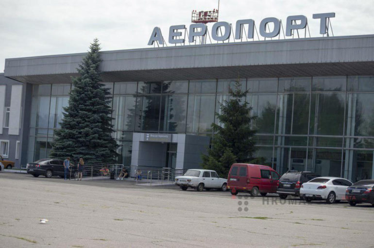 Фото полтавського аеропорту