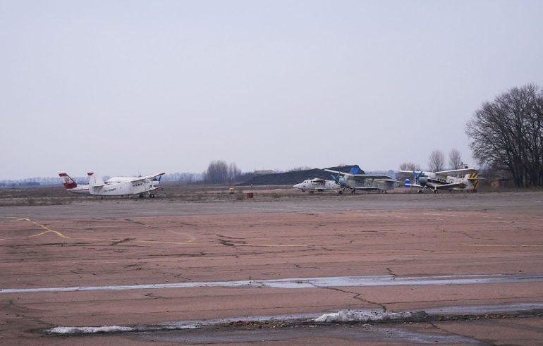 Фото черкаського аеропорту