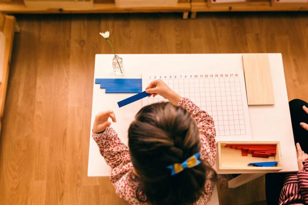 Фото навчання у приватній школі