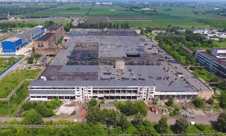 Третя черга ЗХВ. Сміттєпереробний заводу у Черкасах