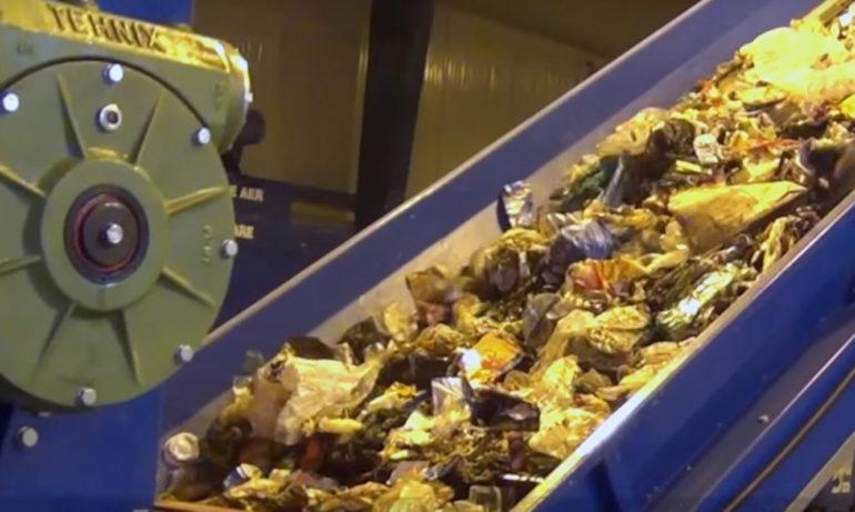 Фото сміттєпереробного заводу