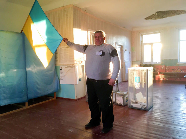 Вибори Президента на Черкащині 2019