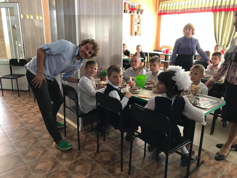 Нове шкільне харчування у школах України