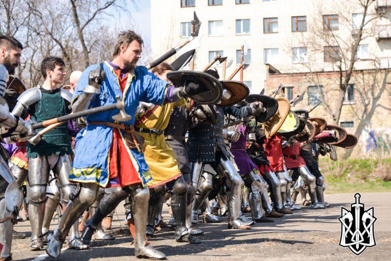 Міжнародні змагання з історичного середньовічного бою