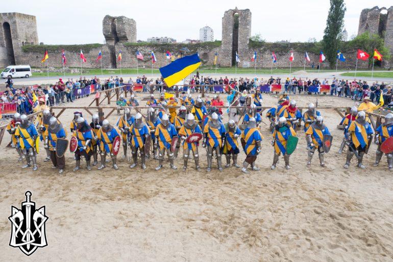 Змагання з історичного середньовічного бою