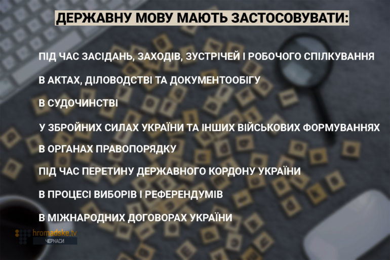 вимоги закону про українську мову фото