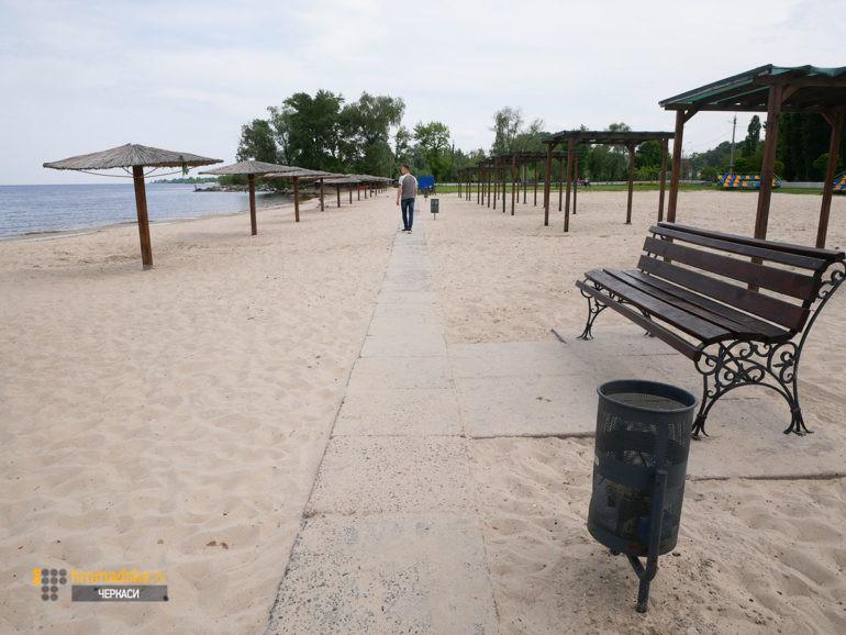 Фото пляжу «Казбетський»