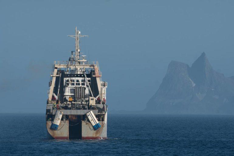 фото судна море содружества