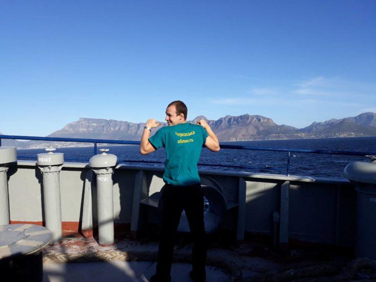 фото моряка з Черкас