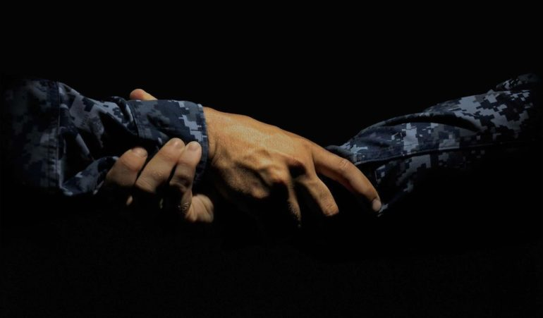 фото допомога ветеранові війни