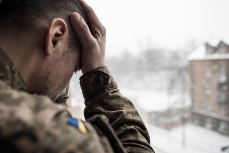 фото ветерана війни