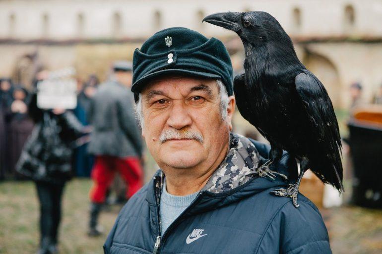 фото Василя Шкляра