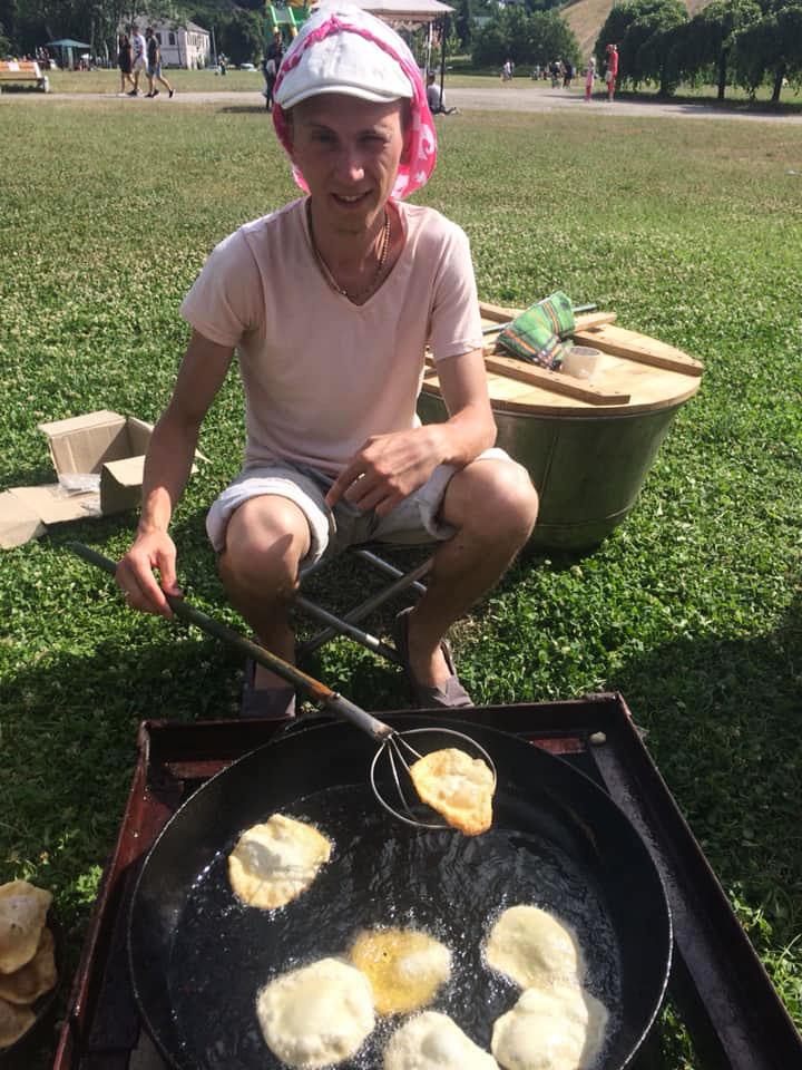 Вегетарінець із Черкас Данило Тупчій фото