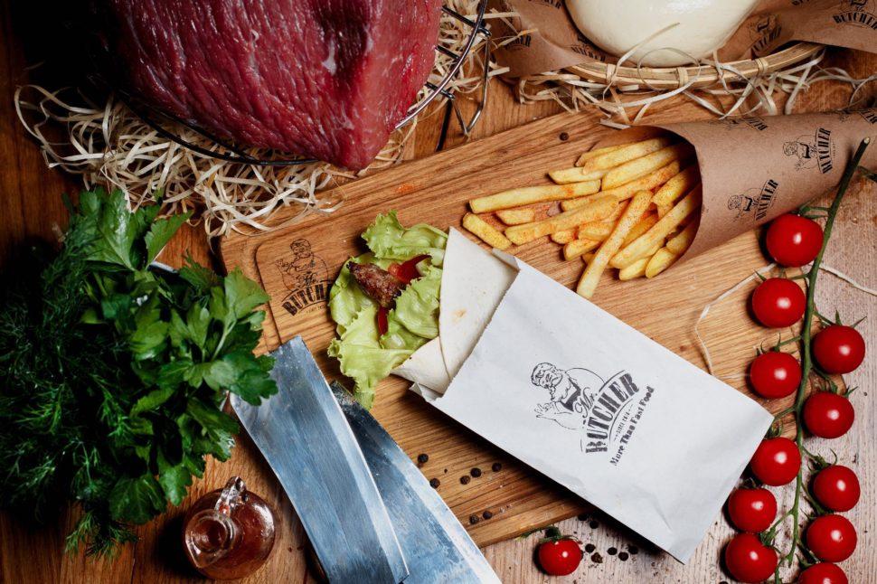 У Черкасах відкрився Mr Butcher зі стравами з натурального м'яса