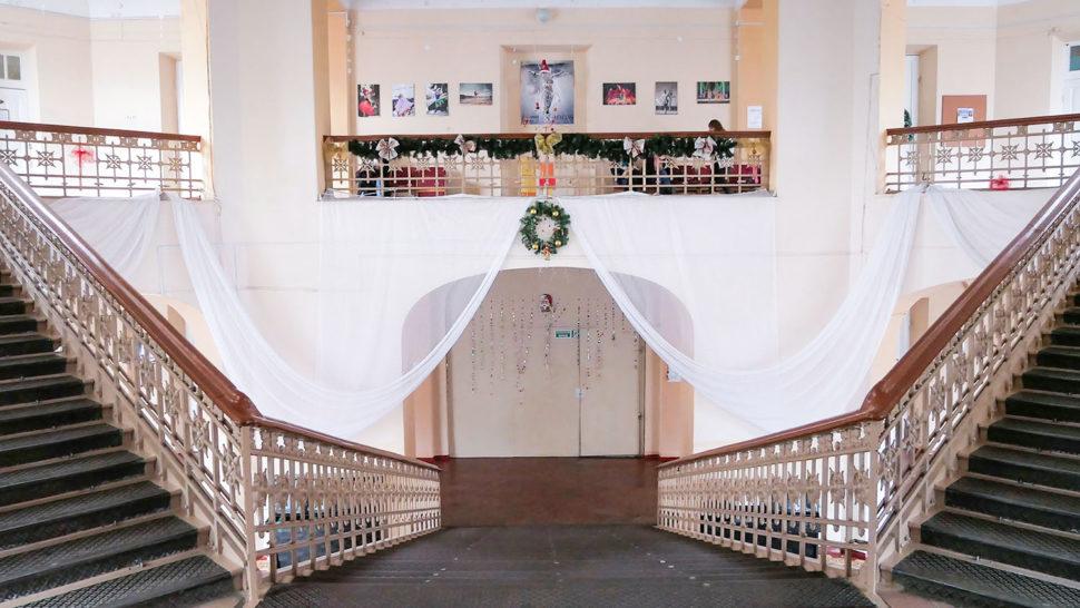фото жіночої гімназії Городецького