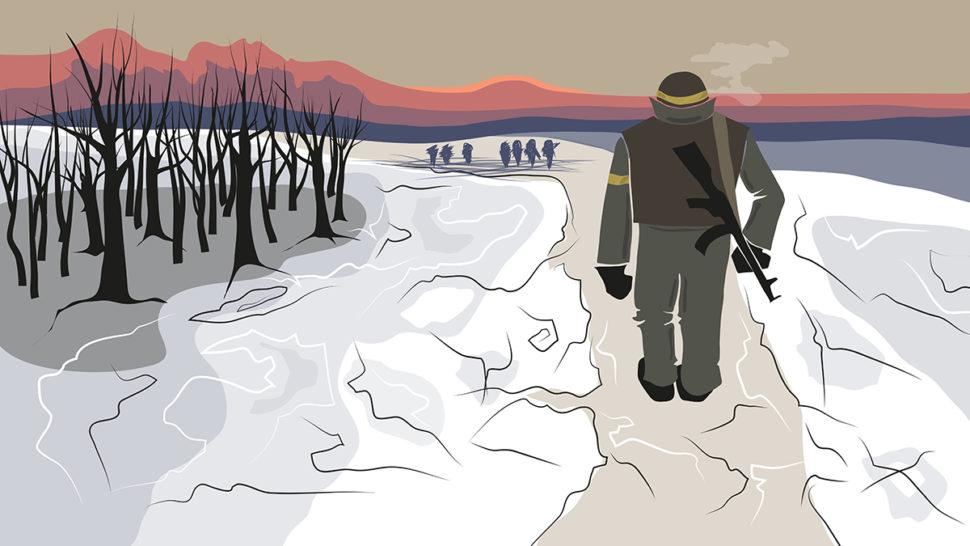 Дебальцево Черкаські воїни фото