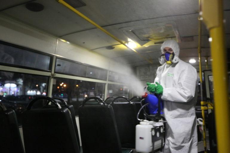 фото дезінфекція від коронавірусу черкаси