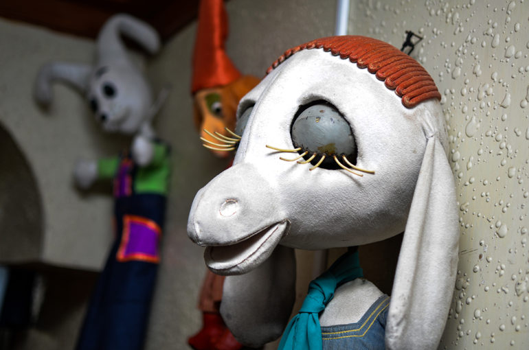 фото театр ляльок
